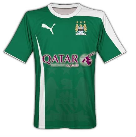 man city away kit