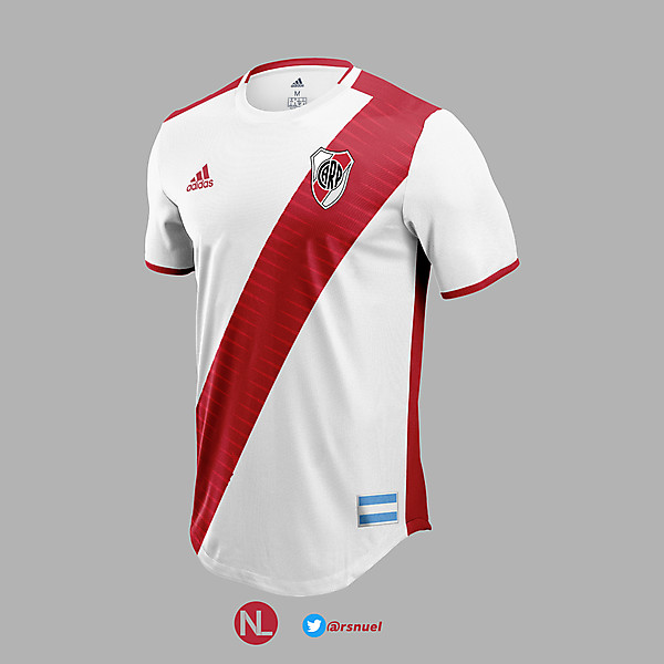 CA River Plate - Home Kit