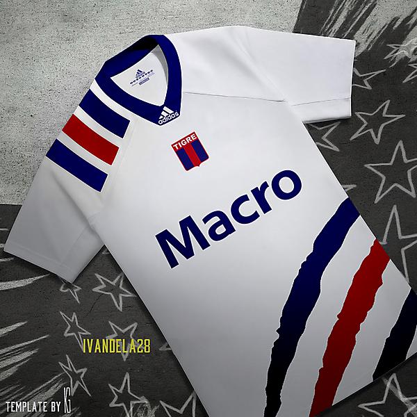 C.A. Tigre Away Kit