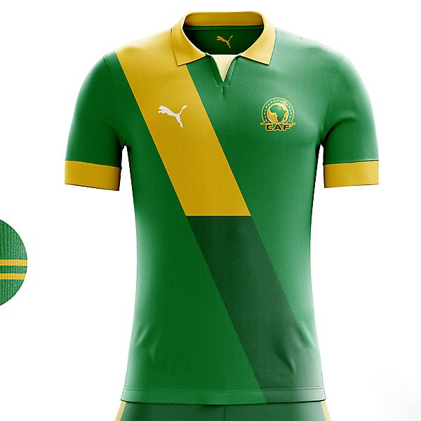 CAF Team Kit Design