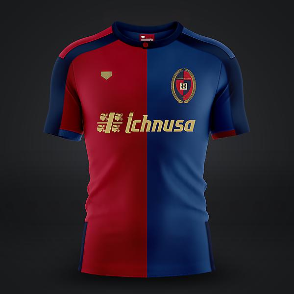 Cagliari Calcio [home]