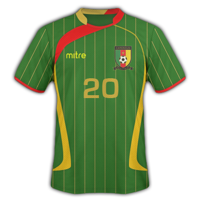 World Cup 2010 - Cameroon