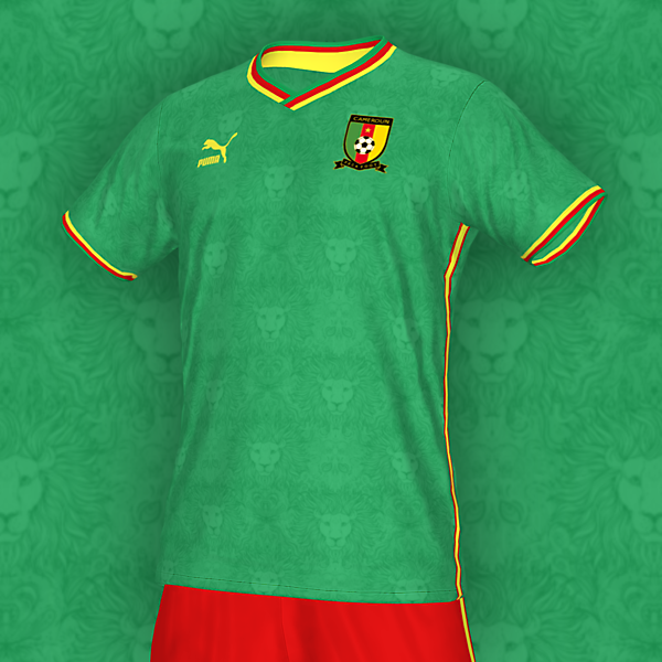 Cameroon concept