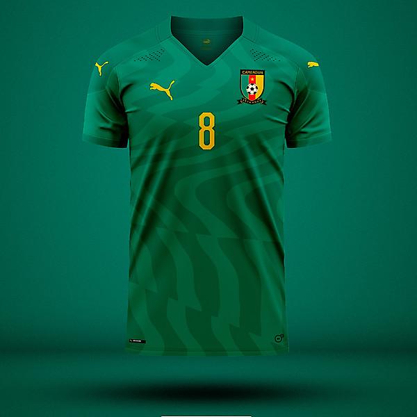Cameroon Home Kit X Puma