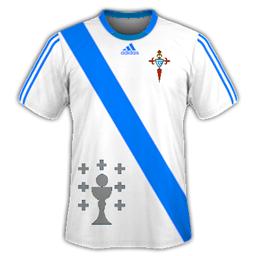 Celta de Vigo Adidas Third (Special Galician Flag)