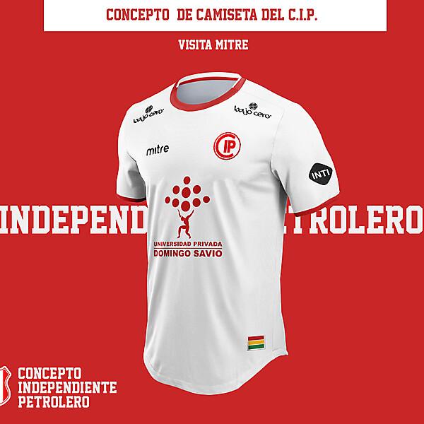 Camiseta Independiente Petrolero - Concepto Visita