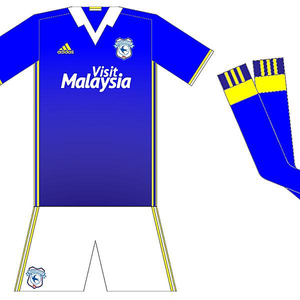 Cardiff 2016-17 Adidas