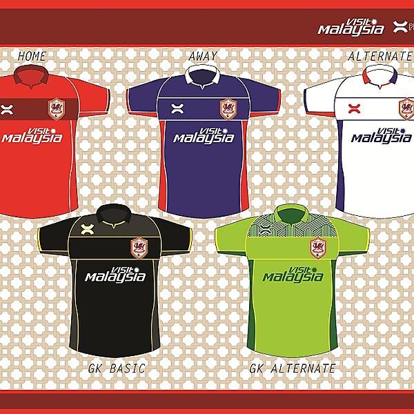 Cardiff City FC by Propaganda