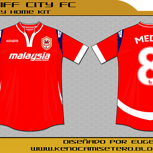 Cardiff FC Home