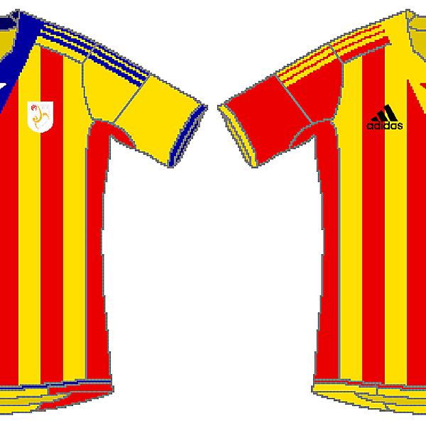 Catalonia Adidas Home