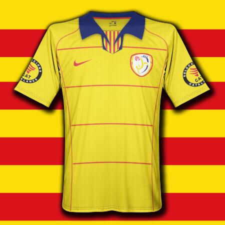 Catalunya National Kits