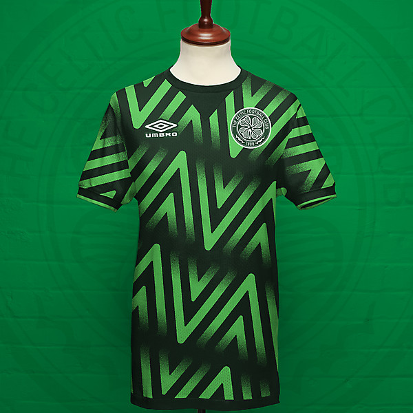 Celtic - Away kit