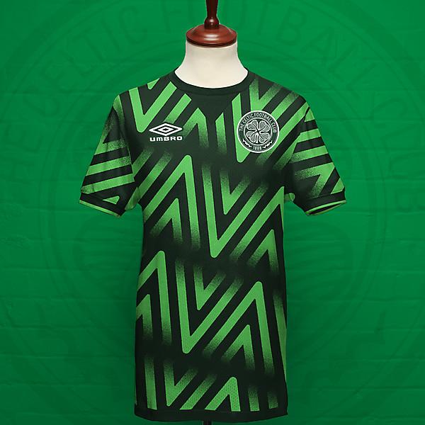 Celtic - Away kit