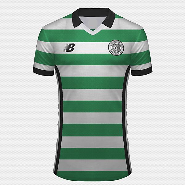 Celtic 15-15 Home / New Balance