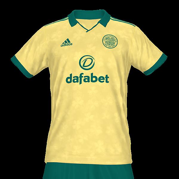 Celtic Away