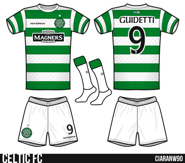 Celtic FC | New Balance