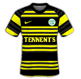 Celtic Football Club Nike Away
