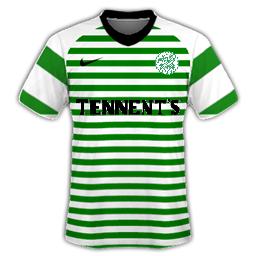 Celtic Football Club Nike Home
