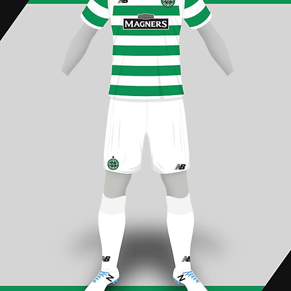 Celtic New Balance