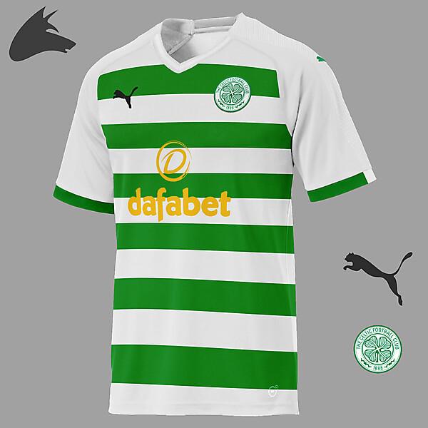 Celtic Puma home concept