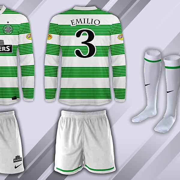 Celtic Home Kit 2013/14