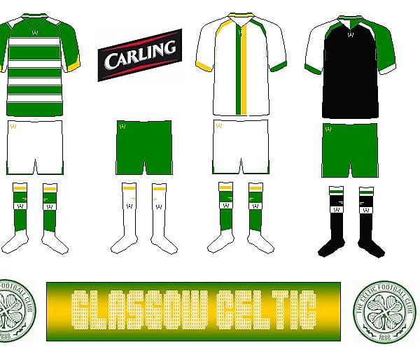 Celtic Kits