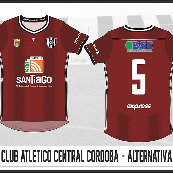 Central Córdoba - Third