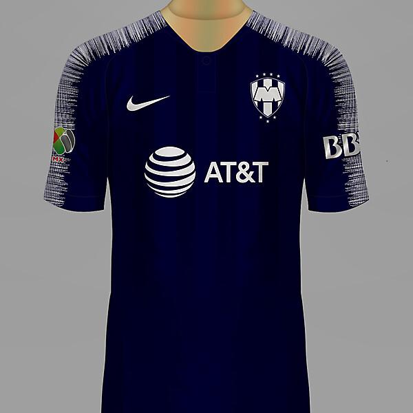 CF Monterrey Alterno Jersey Nike