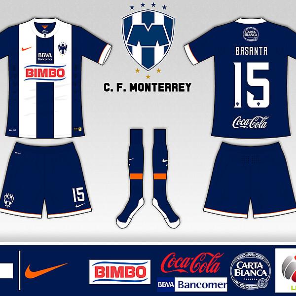 C.F. Monterrey Home