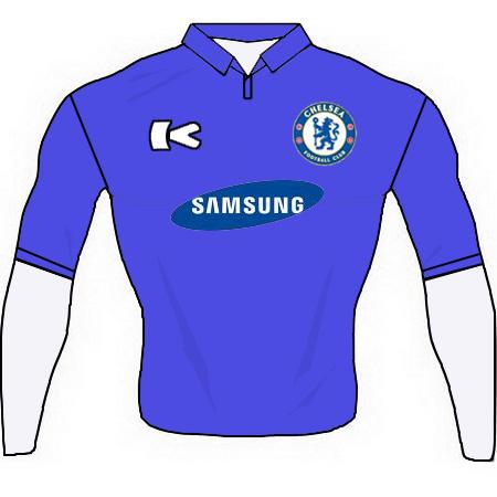chelsea fc  - keenan sportswear