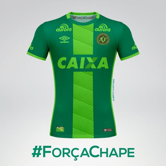Chapecoense Jersey | #ForçaChape