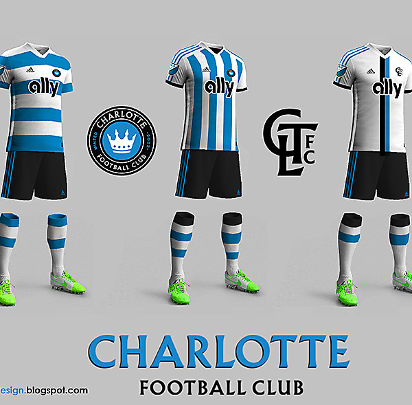 Charlotte FC jersey concepts 1