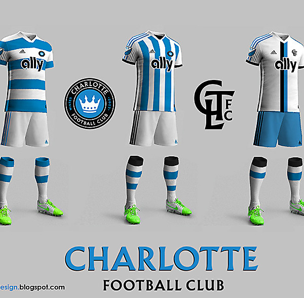 Charlotte FC jersey concepts 2