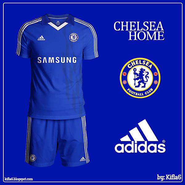 Chelsea fantasy home