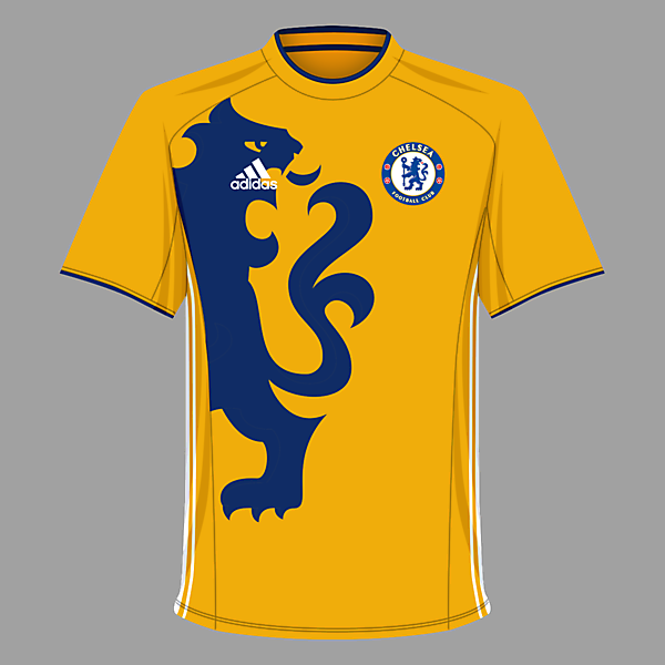 Chelsea - Away Shirt