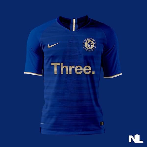Chelsea - Home Kit Concept