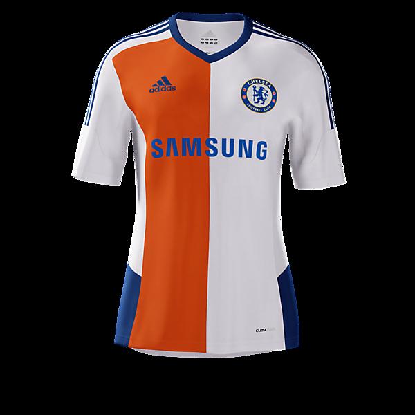 Chelsea 3rd