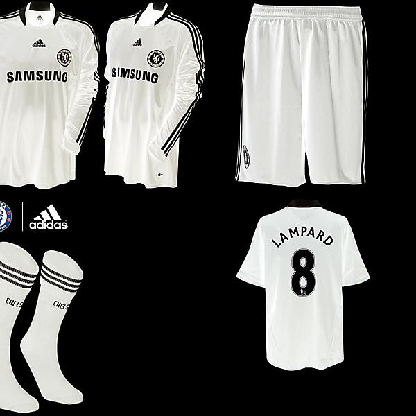 Chelsea Third Kit 2009/10
