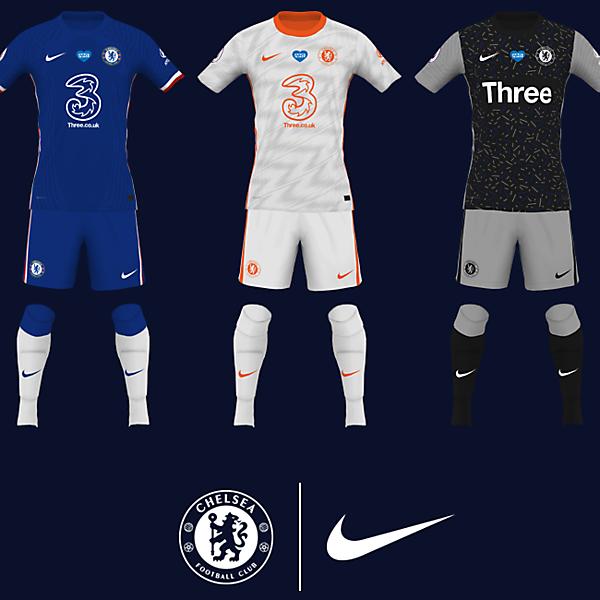Chelsea | Nike 2020/21