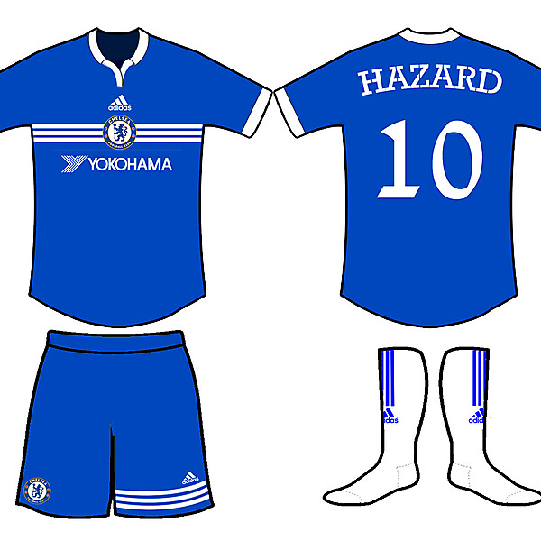 Chelsea Fantasy Home Kit