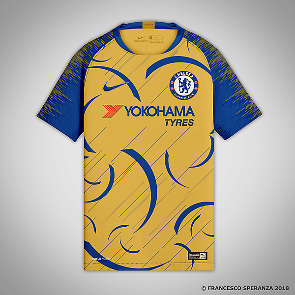 Chelsea FC - away