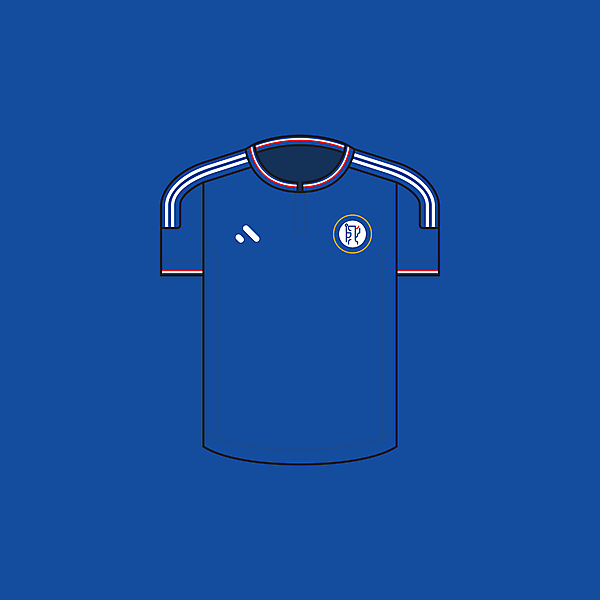 Chelsea FC - Home / Minimalist