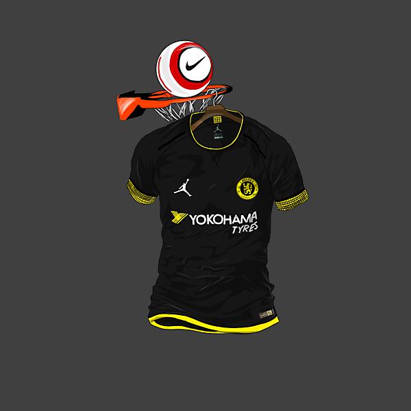 Chelsea FC 3rd kit - Jumpman