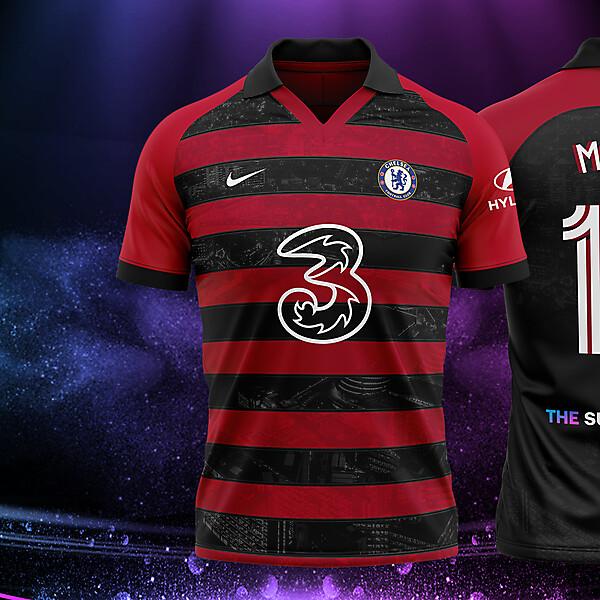 Chelsea FC   The Super League Kit