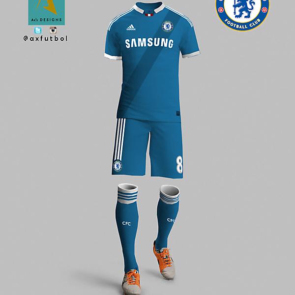 Chelsea Fc adidas home kit