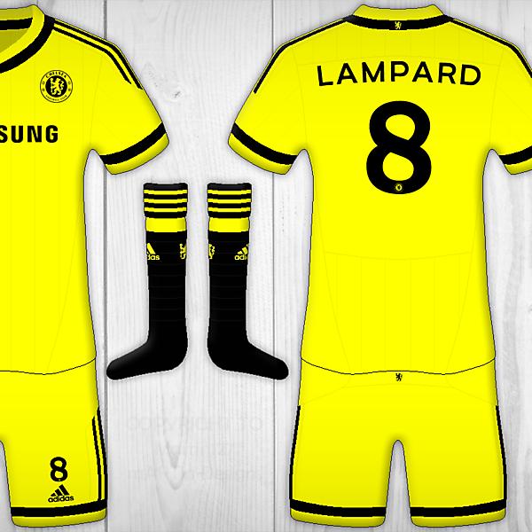 Chelsea FC Away - Adidas Kit
