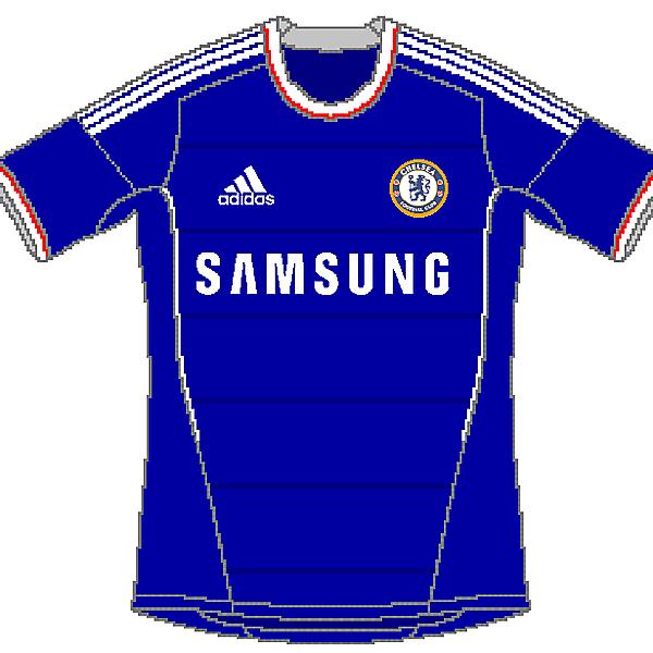 Chelsea Adidas Home