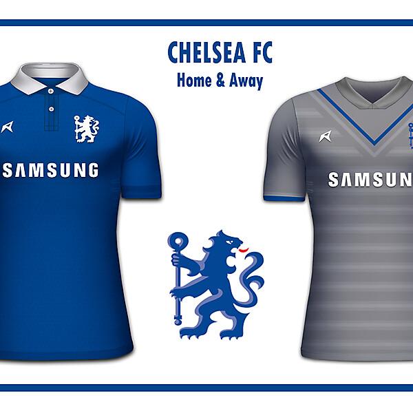 Chelsea Home & Away