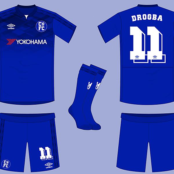 Chelsea Home Kit by Umbro