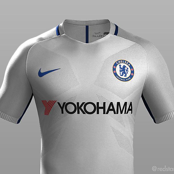 Chelsea Nike Away Shirt
